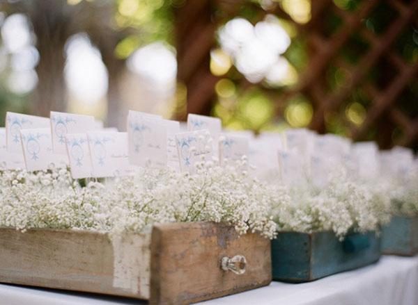 lista de invitados para una boda