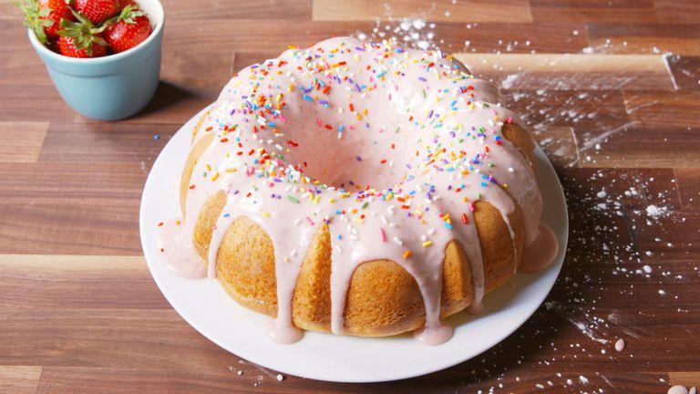 pastel de dona