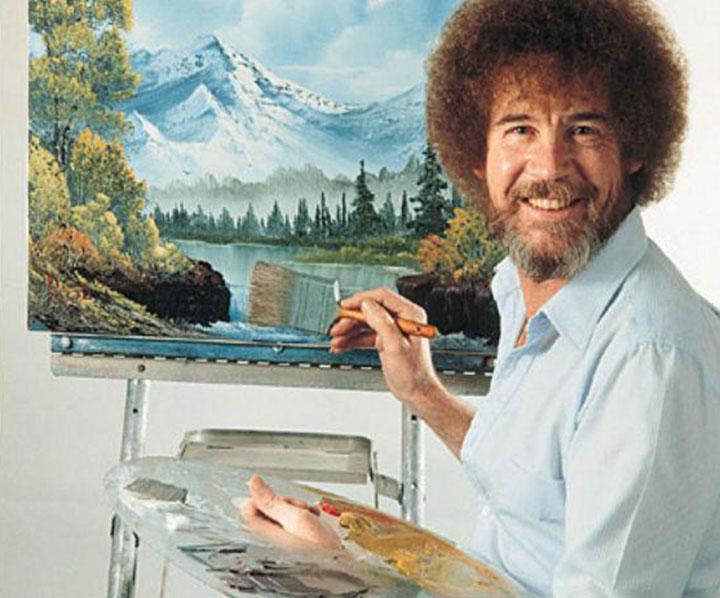 pintor-conocido-bob-ross