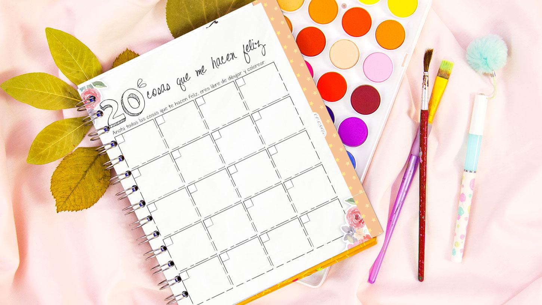 Actividades Crafty Planner 2018
