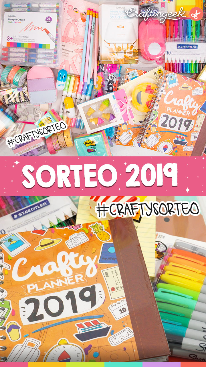 Crafty Sorteo Inicio de año